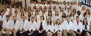 SIUE School of Pharmacy Pinning Ceremony