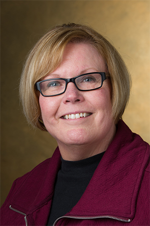 SIUE School of Nursing Associate Dean for Academic Programs and Community/Global Partnerships Roberta Harrison, PhD, RN.