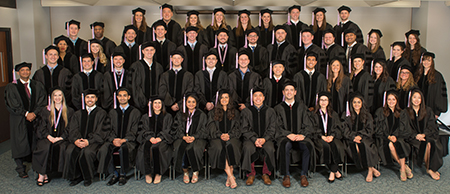 SIU School of Dental Medicine Commencement Celebrates Class