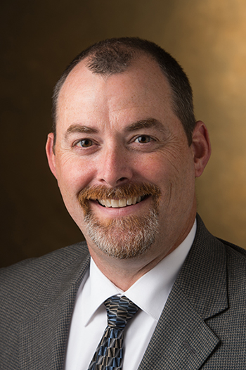 SIUE School of Pharmacy Interim Dean Mark Luer, PharmD