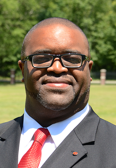Timothy Staples, EdD, director of the SIUE Center for Student Diversity and Inclusion.
