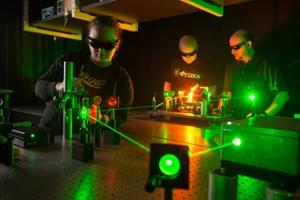 CAS Laser Lab
