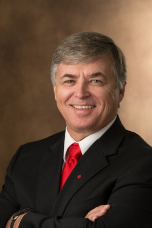 SIUE Chancellor Randy Pembrook
