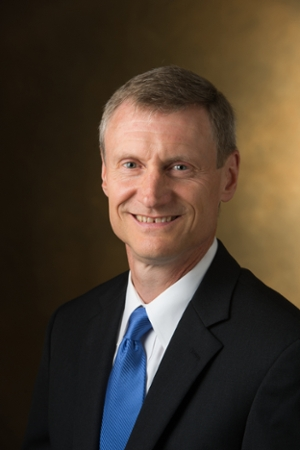 School of Business Dean Tim Schoenecker