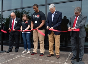 Science East Ribbon Cut