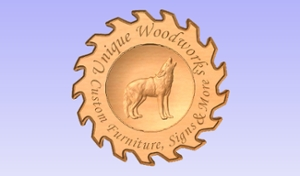Unique Woodworks Logo