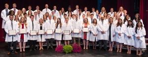 SIU SDM White Coat Ceremony 2018