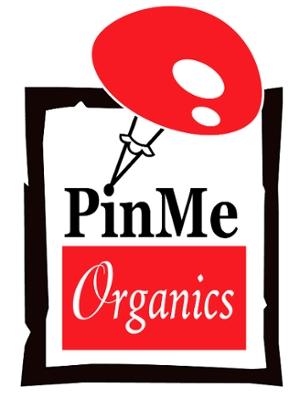 PinMe organics logo