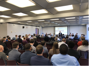 Celik addresses energy symposium