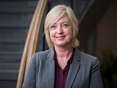 SIUE alumna Rebecca Cornatzer is being recognized with a St. Louis Business Journal HR Award.