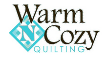Warm N Cozy Quilting Logo