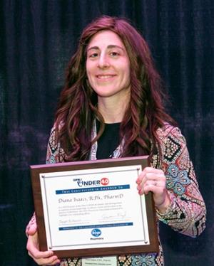 Diana Issacs, SOP Alumna