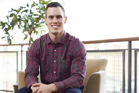 SIUE alumnus Andrew Ahlers is among the honorees named to the St. Louis Business Journal's 30 Under 30 Class of 2019.