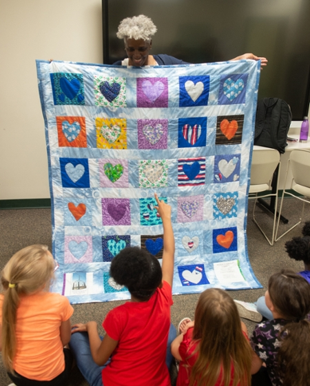 Project Success Quilt