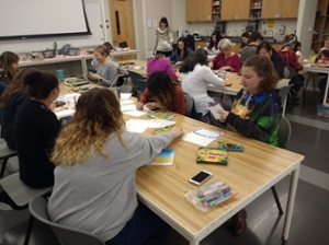 Art Therapy Class