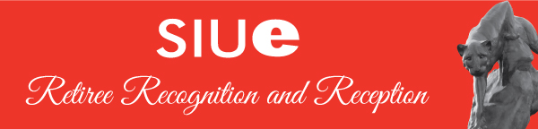 SIUE retiree reception invitation