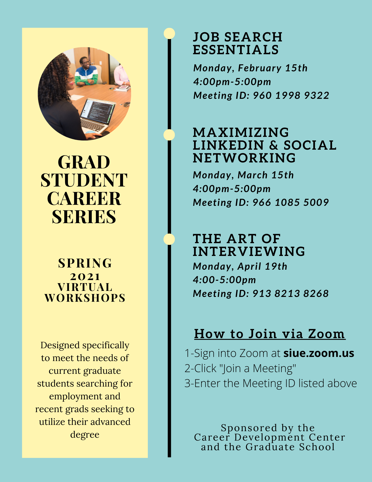 Siue Spring 2021 Calendar GradNews January 2021 Welcome to GradNews! In the Know