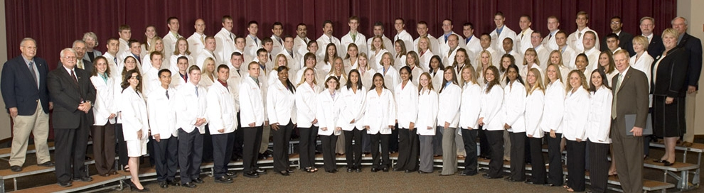 School of Pharmacy White Coat Ceremony