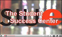 student success center video thumbnail