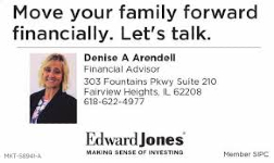 Denise Arendell Edward Jones