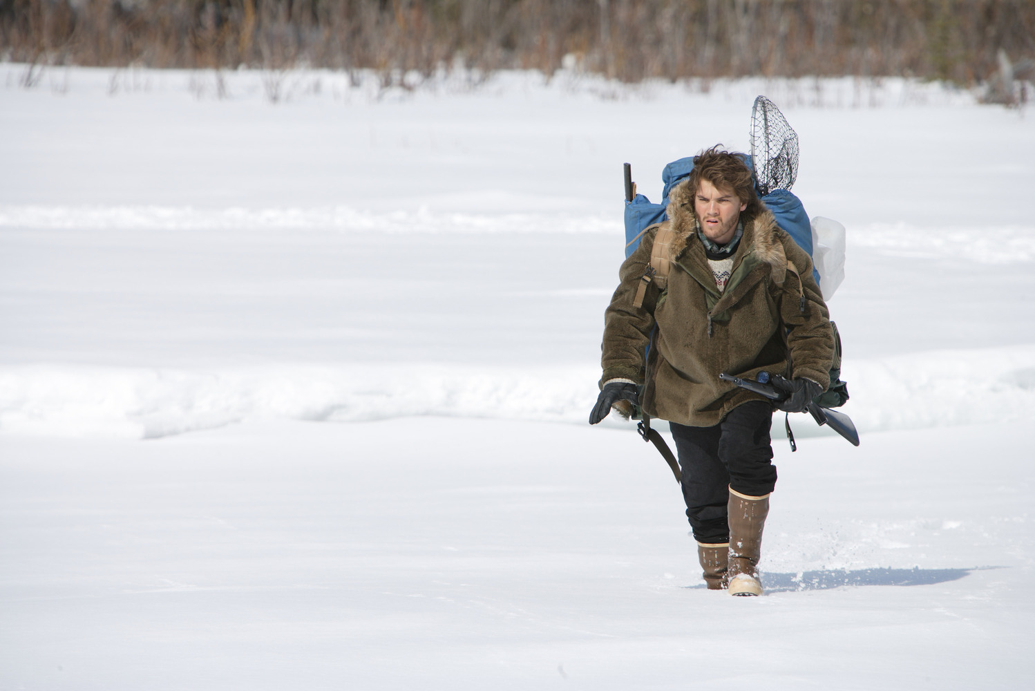 essays about chris mccandless into the wild Christopher mccandless: into the wild rich man on his way to law school to become a street urchin in the wild he left chris mccandless and became alexander.