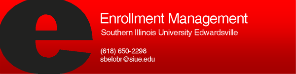 Enrollment Management at SIUE