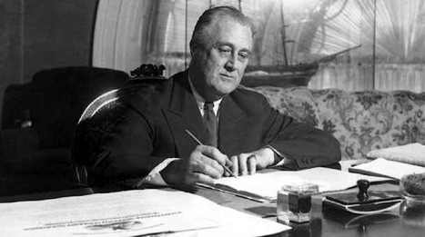 an evaluation of franklin roosevelts popular program the new deal New deal quotes from brainyquote, an extensive collection of quotations by famous authors, celebrities, and newsmakers.