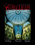 Calculus with differential equations 9th edition (9780132306331.